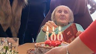 Náhled - Olga Kotrlová oslavila 100. narozeniny