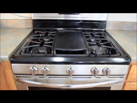 Stove Cleaning!- Mamiposa26