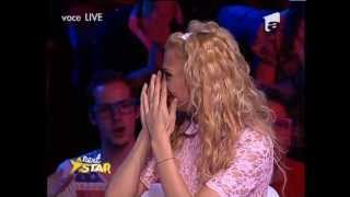 Je T'aime Letitia Roman a lasat Juriul In Lacrimi la Next Star Finala De Popularitate - YouTube