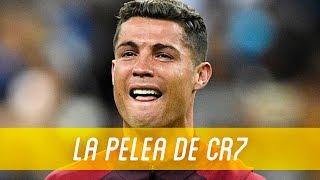 Video La pelea entre Cristiano Ronaldo y van Nistelrooy MP3, 3GP, MP4, WEBM, AVI, FLV Juni 2017