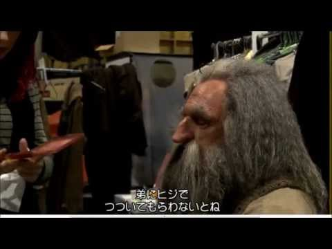 the hobbit - Some behind the scene footage of two great warriors from The Hobbit, Óin and Glóin! Sorry about the chinese text :) Enjoy!