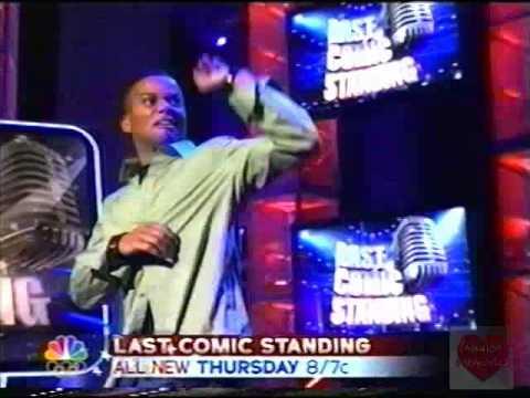 America's Got Talent Last Comic Standing | NBC Promo | 2008