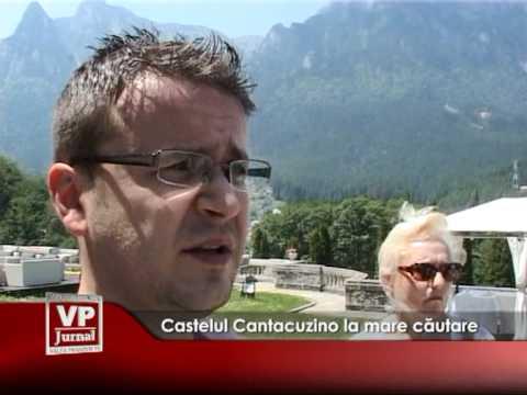 Castelul  Cantacuzino la mare cautare