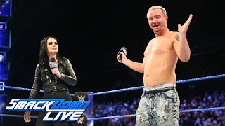 Nonton James Ellsworth Calls Out Asuka  Smackdown Live  June 26  2018 Film Subtitle Indonesia Streaming Movie Download