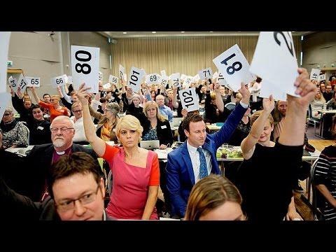 Νορβηγία: Η εκκλησία είπε «ναι» στο γάμο μεταξύ ατόμων του ίδιου φύλου