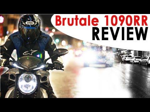 MV Agusta Brutale 1090RR REVIEW Part2: A Ferrari on 2 wheels?