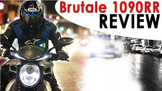 2. MV Agusta Brutale 1090RR REVIEW Part2: A Ferrari on 2 wheels?