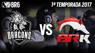 Video #BR6 - BLACK DRAGONS vs BRK E-SPORTS - FINAL MP3, 3GP, MP4, WEBM, AVI, FLV Februari 2018