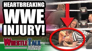 Asuka LEAVING WWE Rumor Killer! HEARTBREAKING WWE INJURY! | WrestleTalk News Aug. 2018