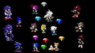My sonic sprite movie season 3: War Of Mobius opening