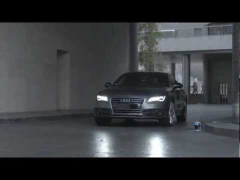 Novi audi A7 - auto iz budućnosti ili realnost?