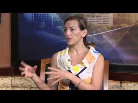 Chiari Malformation one: Brain condition Jenni Lee has been fighting (видео)