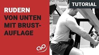 Primäre Muskeln: Rückendichte Sekundäre Muskeln: Bizeps, Rückenbreite, Nacken, Hintere Schulter, Trizeps (langer Kopf) Beim...