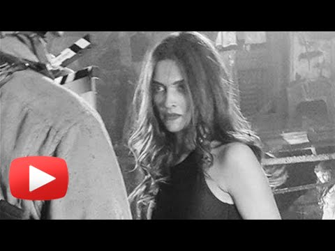 Deepika Padukone Films Action Scene for XXX: The R