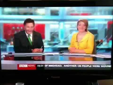 BBC 24 news weather blunder