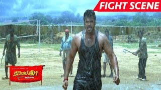 Video Manchu Manoj Best Action Scene - Saves Rakul Preet Singh - Current Theega Movie Scenes download in MP3, 3GP, MP4, WEBM, AVI, FLV January 2017