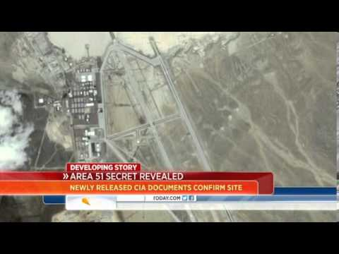 Area 51 Finally Acknowledged By US Government