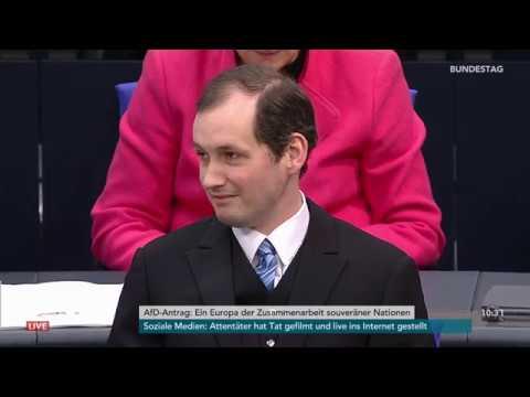 Bundestagsdebatte zum Thema »Ein Europa der Zusammena ...