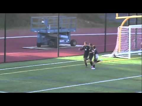 Washington College Men's Soccer - Goals v. Ursinus