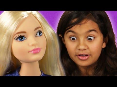 Barbie's New Body!