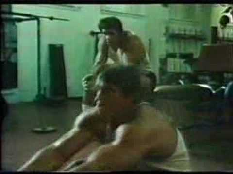 "Arnold ""the Oak"" Schwarzenegger"