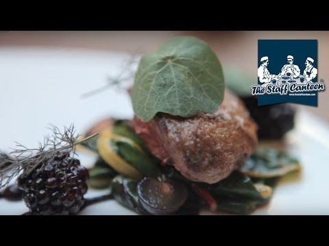 Ben Murphy creates beetroot, grouse and chocolate recipes