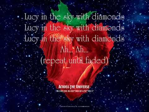 Lucy In The Sky With Diamonds (Song) by Bono