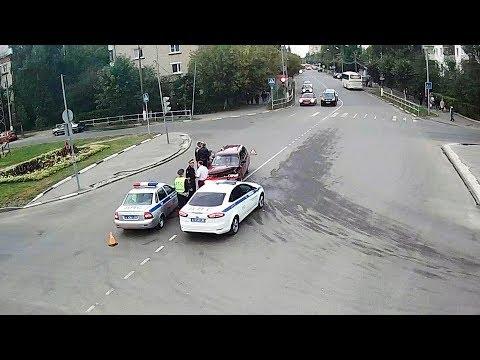 ДТП в Серпухове