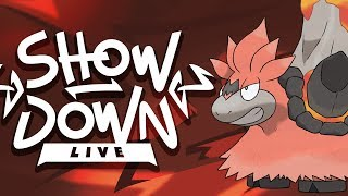MEGA CAMERUPT STAY FIRE Pokemon Ultra Sun & Moon! OU Showdown Live w/PokeaimMD by PokeaimMD