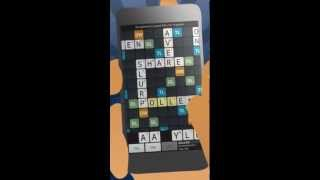 Wordfeud YouTube video