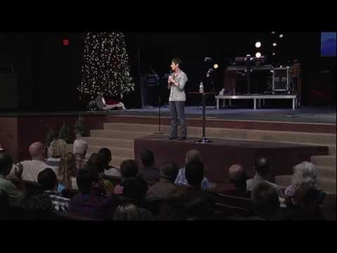 Tracy Evans at Bethel Church - Missions - December 30, 2012  iReachAfrica