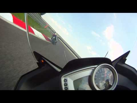 Tiger 1050 vs CBR929 vs CBR954 on Adria circuit - Drift Stealth