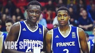 The NBA's Top Overseas Prospect of 2019 is Following a Legacy