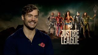 Video Henry Cavill on the black Superman suit, how he could return from the dead, Justice League, more MP3, 3GP, MP4, WEBM, AVI, FLV Maret 2018