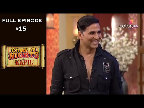 Comedy Nights with Kapil | Full Episode 15 | Akshay Kumar And Imran Khan
