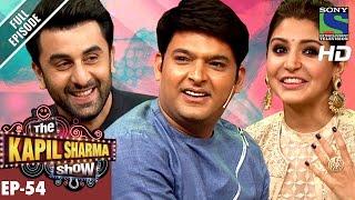 The Kapil Sharma Show - Ep 54 Anushka Ranbir Kapoor