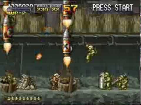metal slug playstation 3