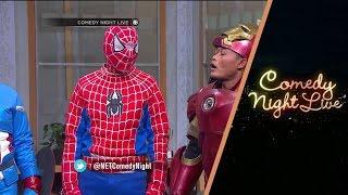 Video Captain America, Iron Man, dan Spiderman Ada di CNL! MP3, 3GP, MP4, WEBM, AVI, FLV Mei 2018