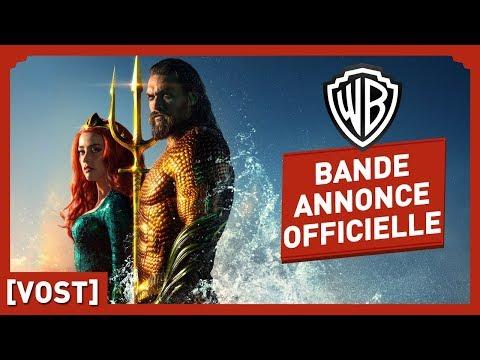 Aquaman - Bande Annonce Officielle 2 (VOST)