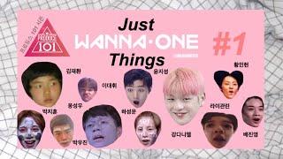 Video JUST WANNA ONE (워너원) THINGS #1 {WANNA ONE/ PRODUCE 101 SEASON 2} MP3, 3GP, MP4, WEBM, AVI, FLV Desember 2018
