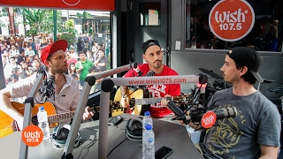 "Video The Moffatts perform ""I'll Be There For You"" LIVE on Wish 107.5 Bus MP3, 3GP, MP4, WEBM, AVI, FLV Januari 2018"