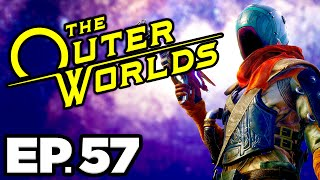The Outer Worlds Ep.57 - PARVATI & JUNLEI'S DATE, CELESTE JOLICOEUR'S OUTFITS! (Gameplay Let's Play)