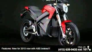 9. 2015 Zero SR Electric - SF Moto - San Francisco, CA 94103