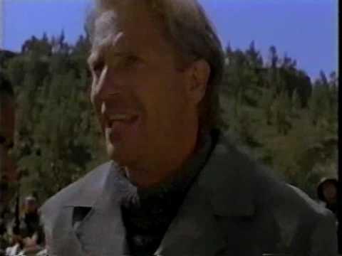 November 1997 - TV Trailer for 'The Postman' with Kevin Costner