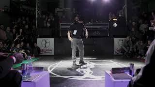 Rashaad – JUSTE DEBOUT ITALY 2018 POPPING JUDGE DEMO