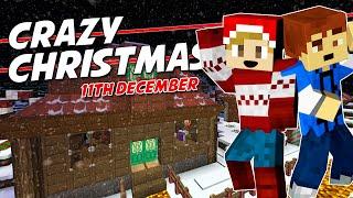 Minecraft - CRAZY CHRISTMAS [11] - SANTA'S TOY SHOP!? (with RyguyRocky)