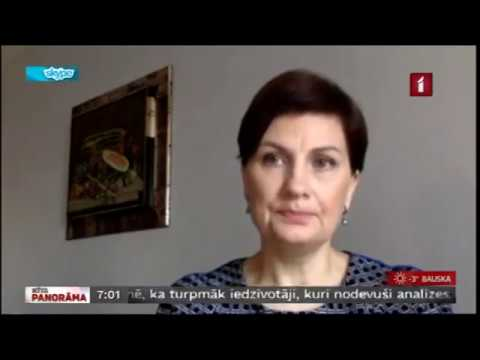 Veselības ministres Ilzes Viņķeles saruna LTV par plānveida veselības aprūpes pakalpojumu ierobežojumiem no 27. marta