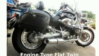5. 2004 BMW R 1200 C Classic - Specification
