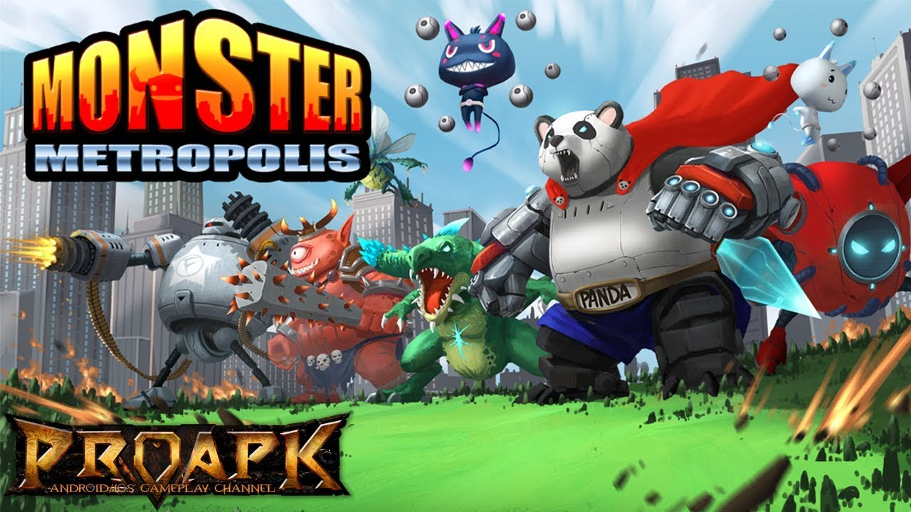Monster Metropolis