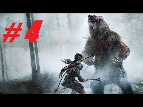 Rise Of The Tomb Raider - Gameplay ITA - Parte 4